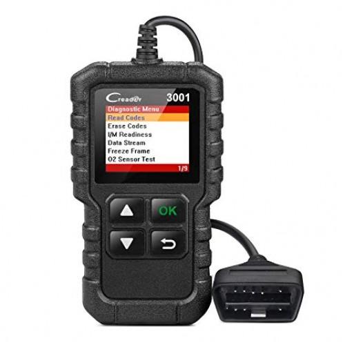 Автосканер  CreaderLAUNCH X431 CR3001