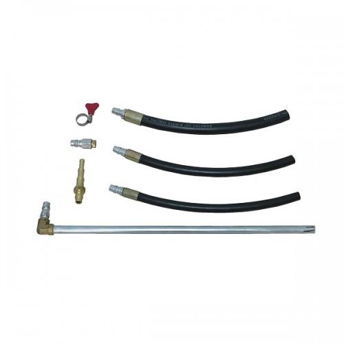 Установка для замены масла в АКПП с функцией очистки, измерения веса и температуры GrunBaum ATF 5000