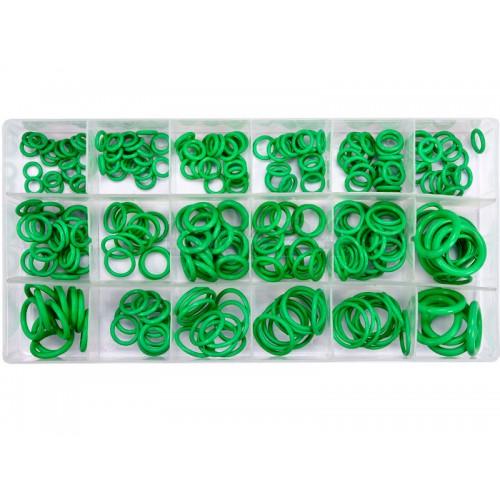 Набор уплотнительных  колец для систем кондиционирования ,270 ед., YT-06879