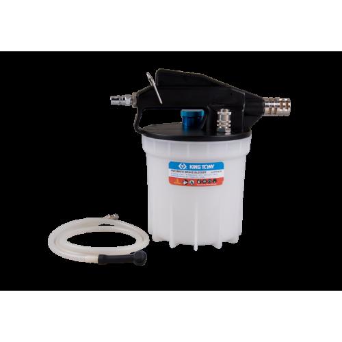 Приспособление для замены и прокачки тормозов пневматическое KING TONY 9TV12-020