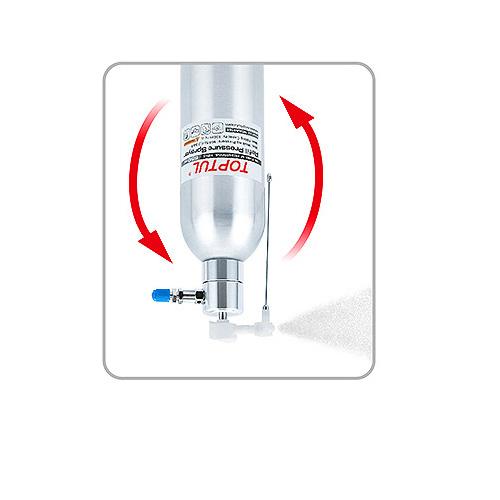Многоразовый распылитель для технических жидкостей 650 мл NDAA0165 TOPTUL