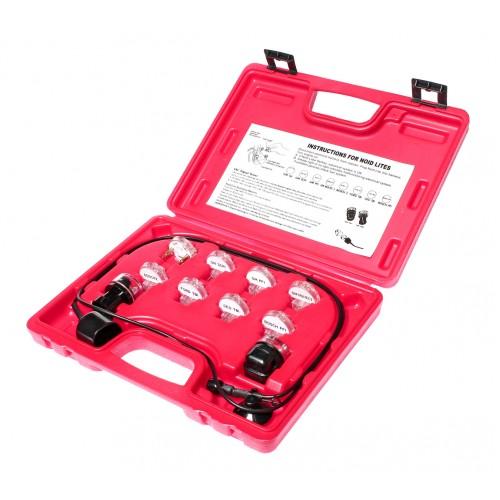 Набор индикаторов для проверки сигналов электронных систем впрыска