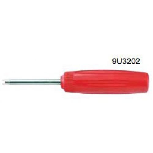 Отвертка для нипеля (резиновый клапан) FORCE 9U3202 F
