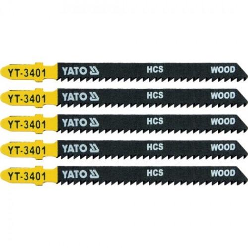 Полотна для электролоб. (дерево-пластик) YATO YT-3401