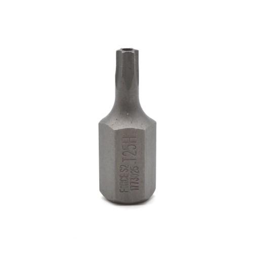 Бита Torx с отверстием L=30 мм D-10мм FORCE 1773010 F Series