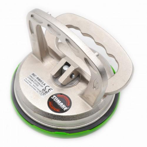 Присоска вакуумная для стекла 40 кг (одинарная) SUMAKE SC-9801A