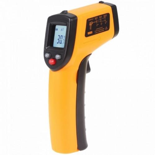 Инфракрасный термометр (пирометр)  бесконтактный -50~380℃ BENETECH GM320