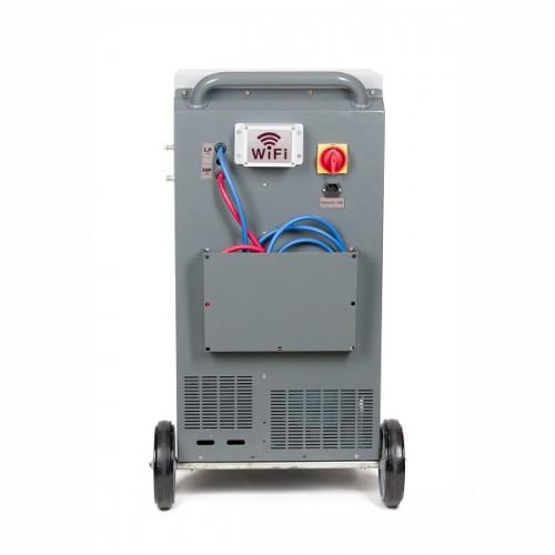 Установка для заправки автокондиционеров грузовых авто , автомат, R134, подогрев, шланг 5м GrunBaum AC8000S BUS