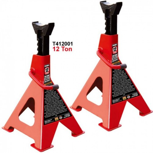 Комплект подставок под машину 12т 468-715мм уп.2шт.    TORIN  T412001