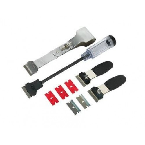Скребки со сменными лезвиями Quatros QS14204
