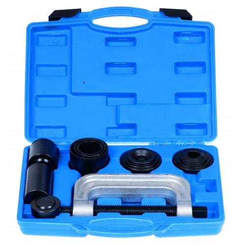 Комплект для выпрессовки/запрессовки шаровых соединений Quatros QS12009