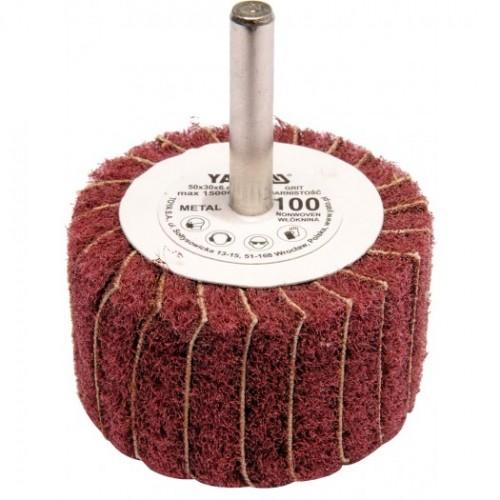 Круг лепестковый со шпинд. 50х30х6 P150