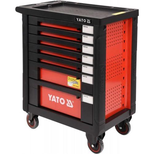 Инструментальная тележка 211 предмет YATO YT-55290