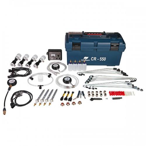 Полный комплект-тестер давления для систем Common Rail GrunBaum CR-550