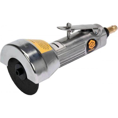 Отрезная машинка пневматическая 20000 об/мин 0.62 Мпа 113 л/мин диск 75 x 9.5 мм   VOREL  81080