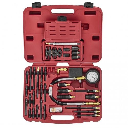 Компрессометр для бензиновых и дизельных двигателей (универсальный) 938G2 F