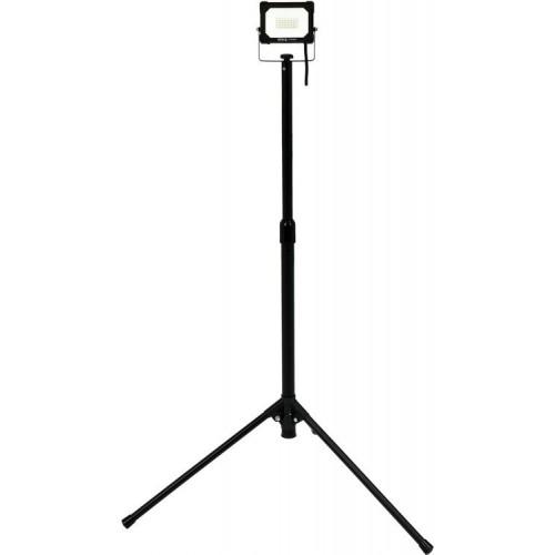 Светодиодный прожектор 20W 1800LM  на стойке 20W 1800LM YATO YT-81814